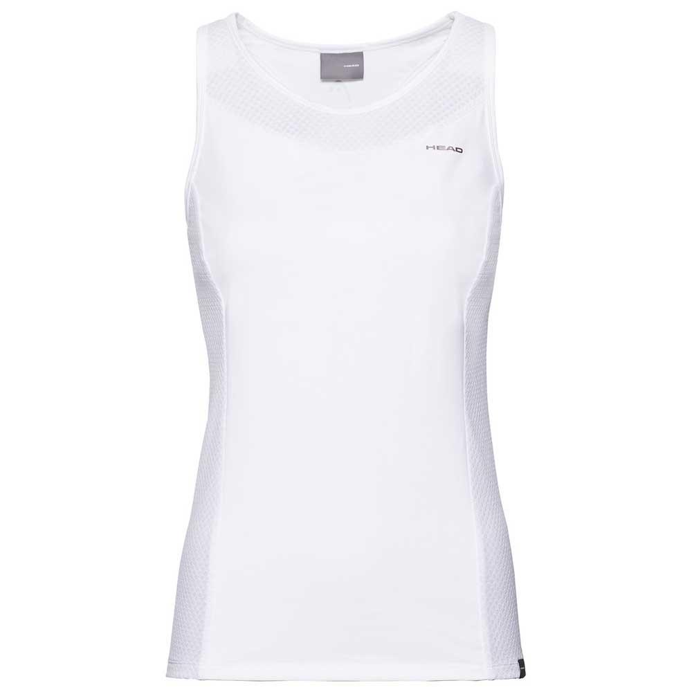 T-shirts Head-racket Performance XS White