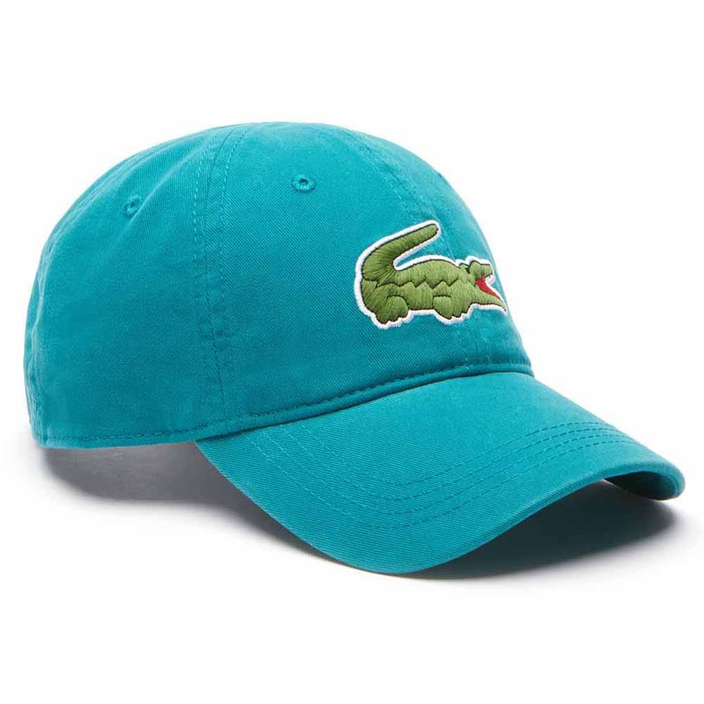 e98d87bb0 Lacoste RK8217001 Cap Blue buy and offers on Smashinn