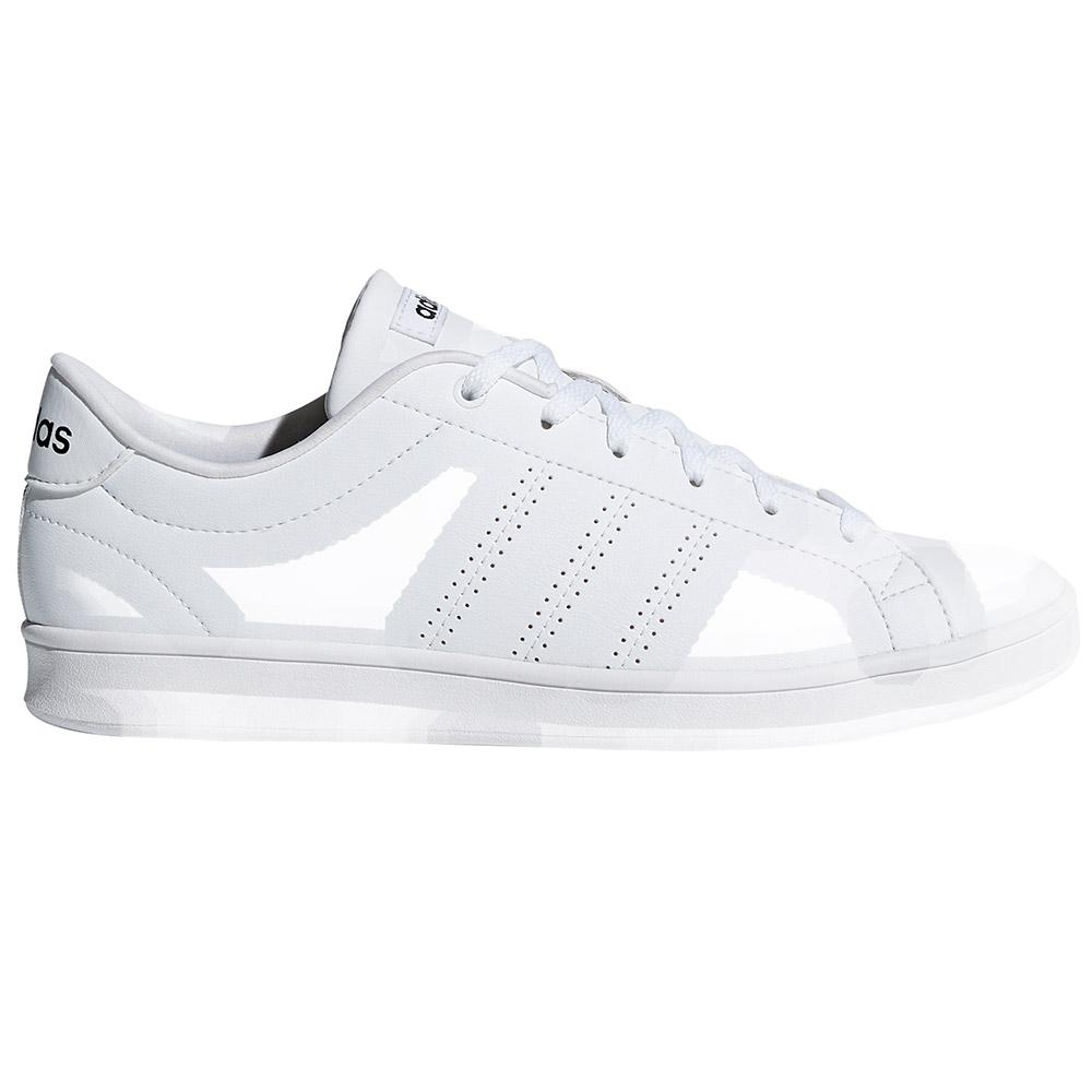 81345a4dc1822 adidas Advantage Clean QT White buy and offers on Smashinn