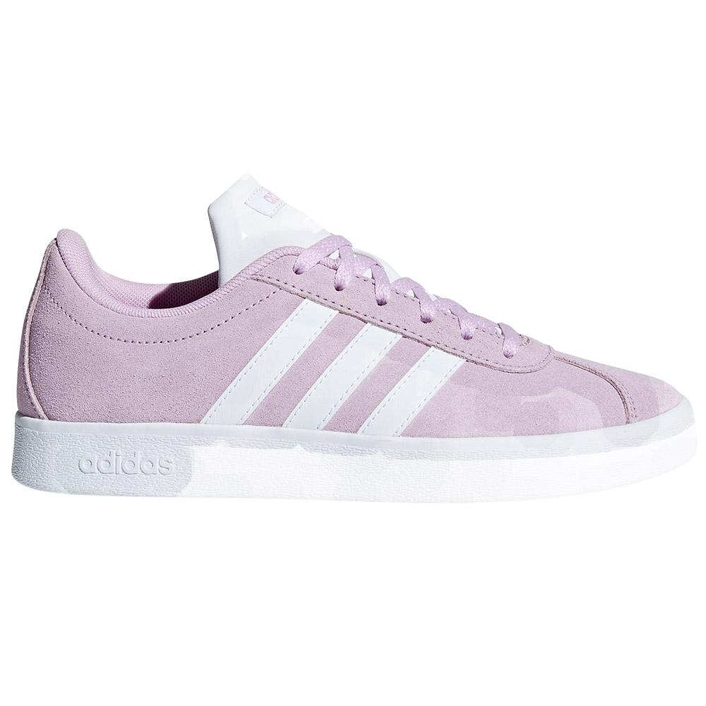 Procesando Excluir Exceder  adidas VL Court 2.0 K Purple buy and offers on Smashinn
