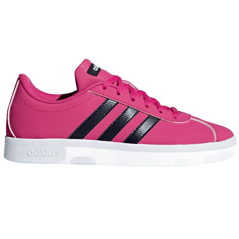 the latest 59300 075d1 adidas VL Court 2.0 K Pink buy and offers on Smashinn