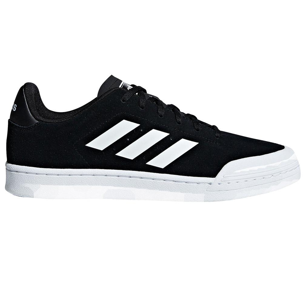 8bcc257ffc54e adidas Court 70S Black buy and offers on Smashinn