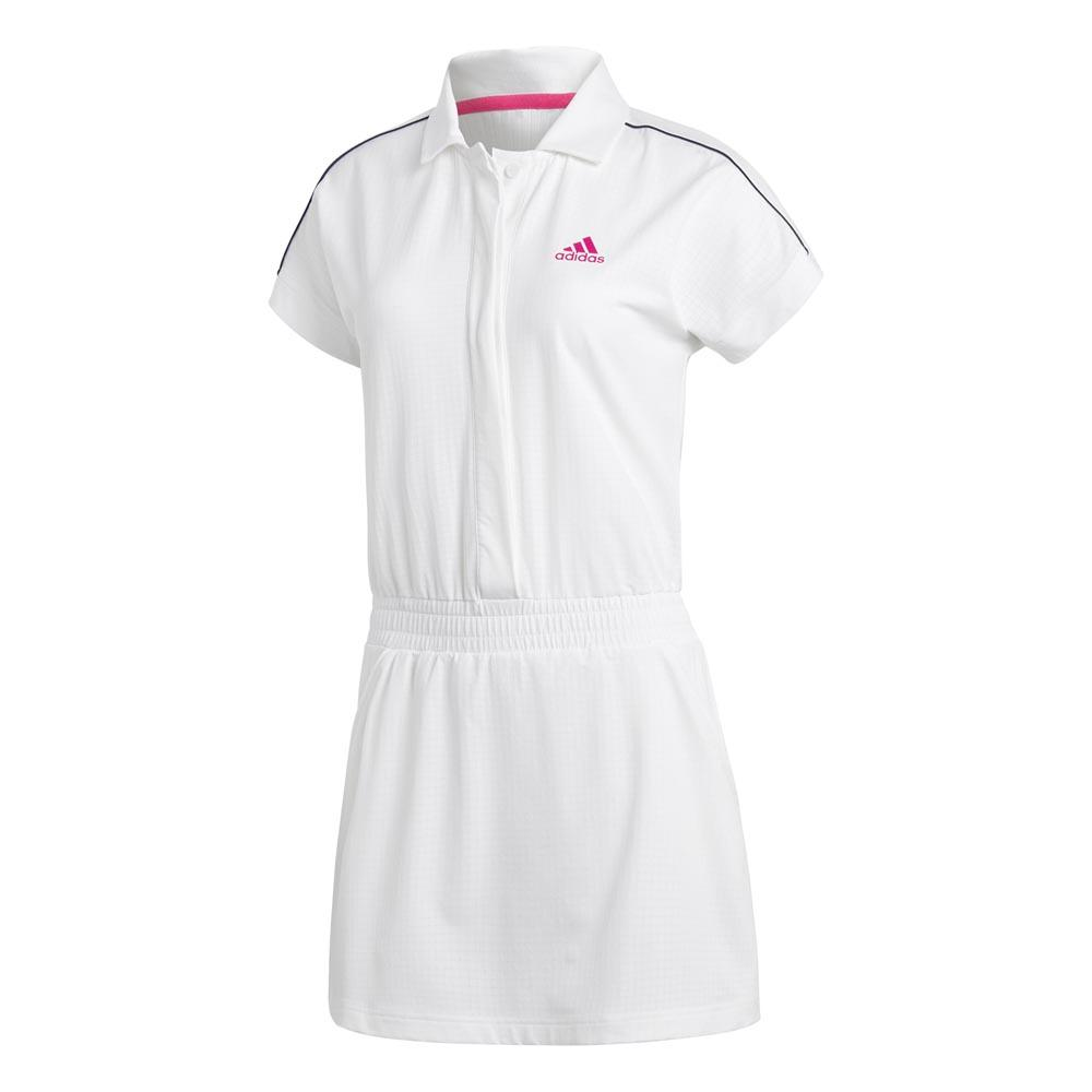 Robes Adidas Seasonal 32 White / Shock Pink
