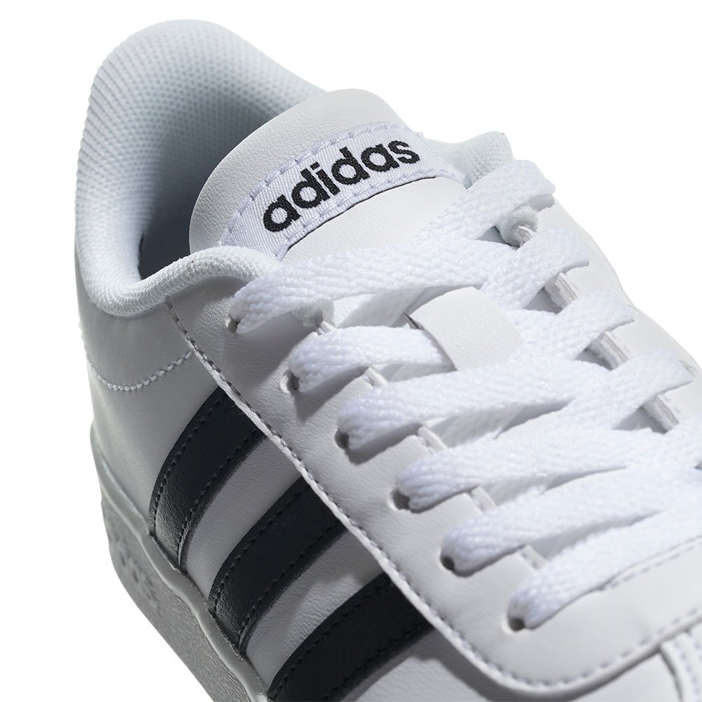adidas VL Court 2.0 K White buy and offers on Smashinn 4775d567f031