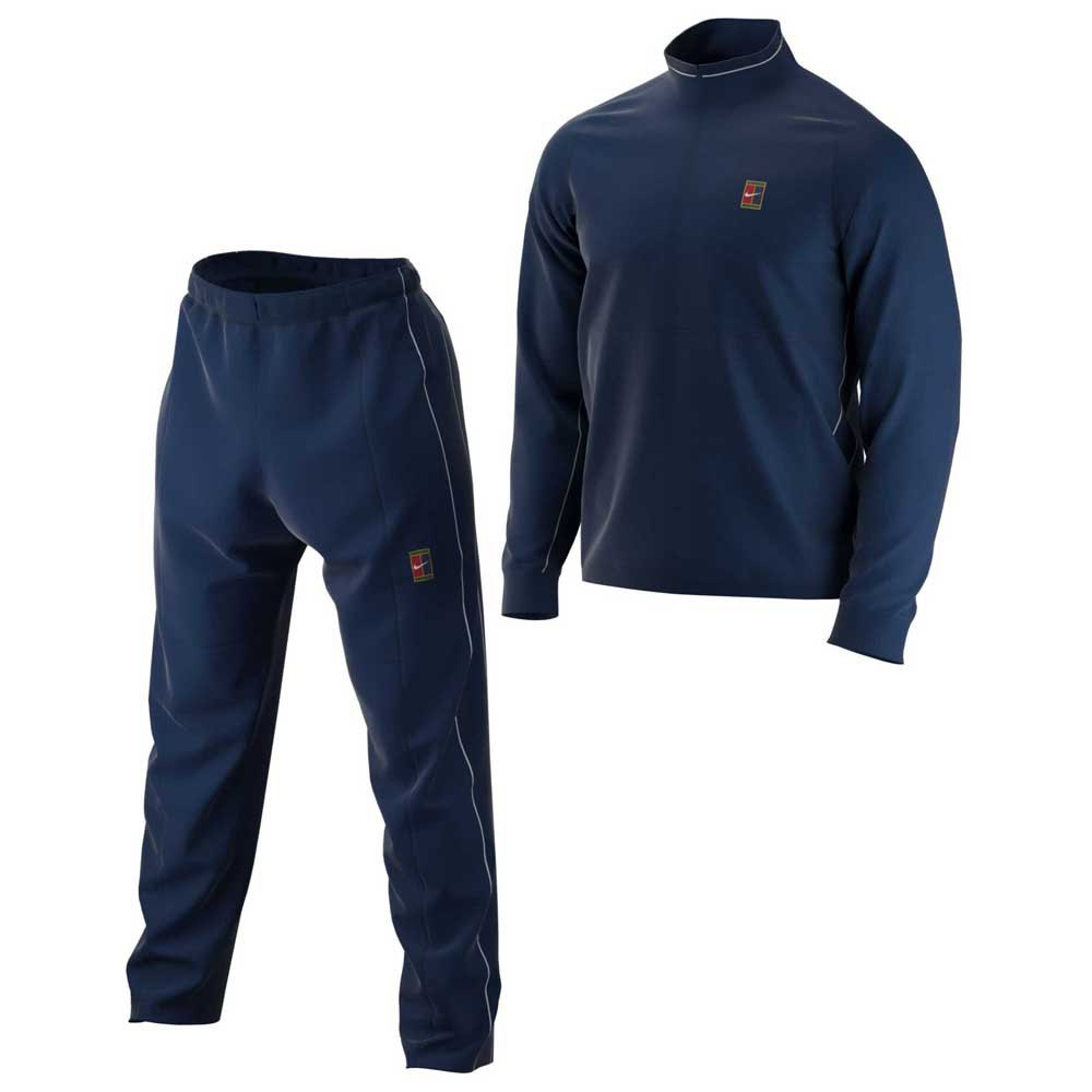 53bd57afe103 Nike Court Essentials Warm Up Blue buy and offers on Smashinn