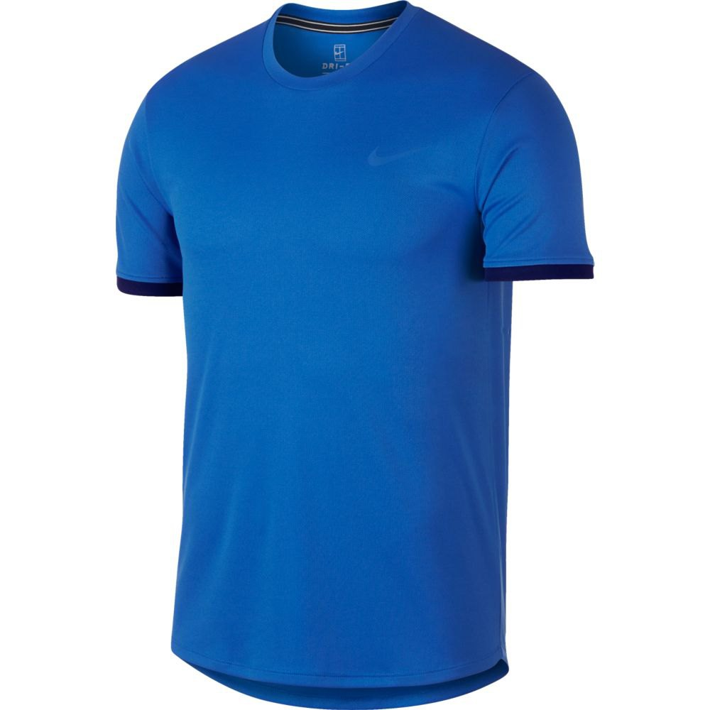 T-shirts Nike Court Dry Colorblock