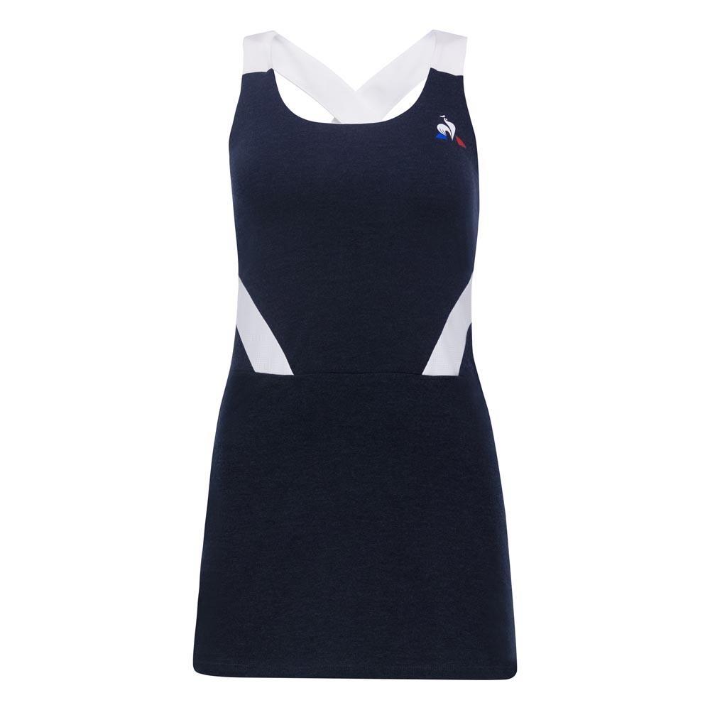 1f151bff716 Le coq sportif Tennis Robe 18 N2 Blue buy and offers on Smashinn