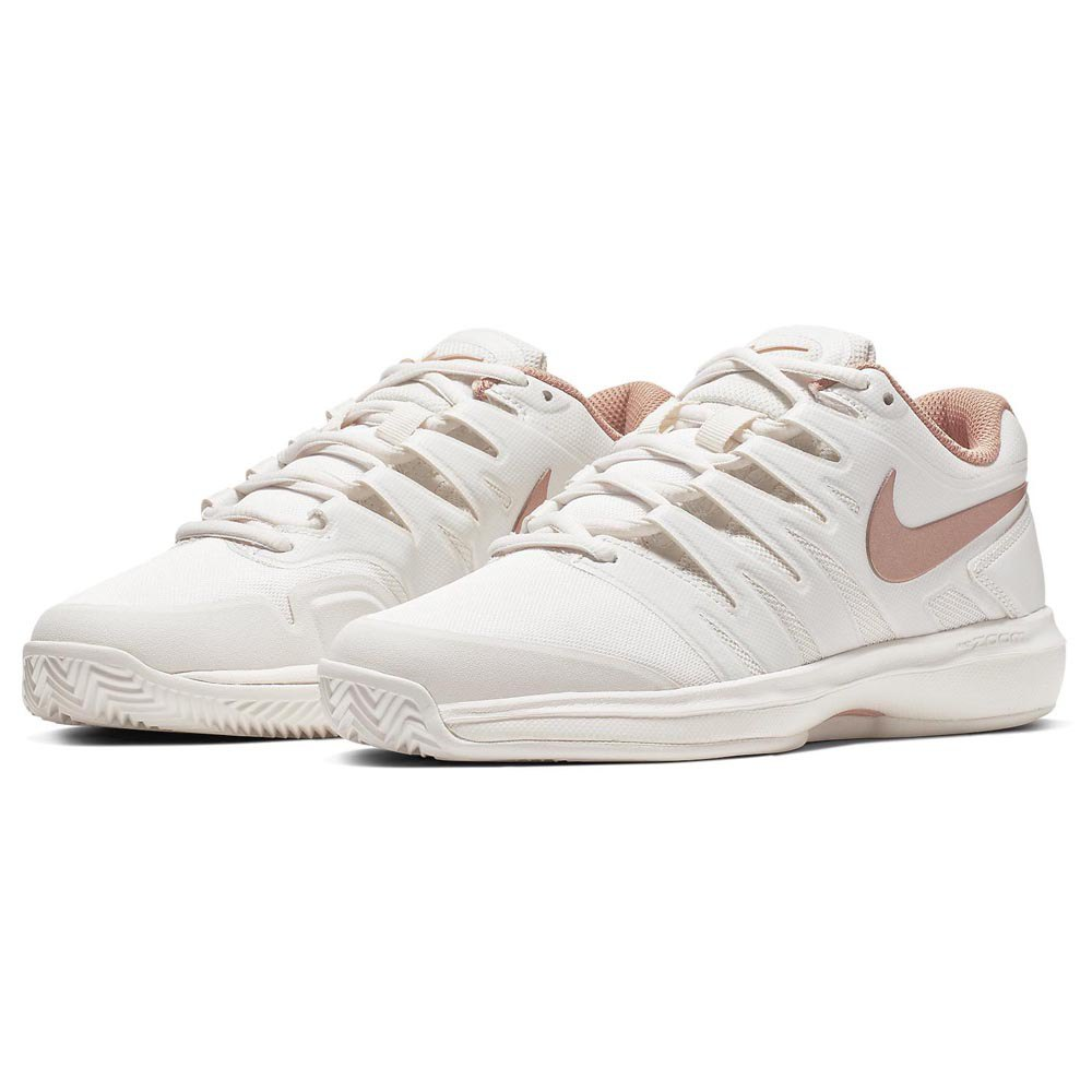4e1aa5a56e823 Nike Air Zoom Prestige Clay White buy and offers on Smashinn
