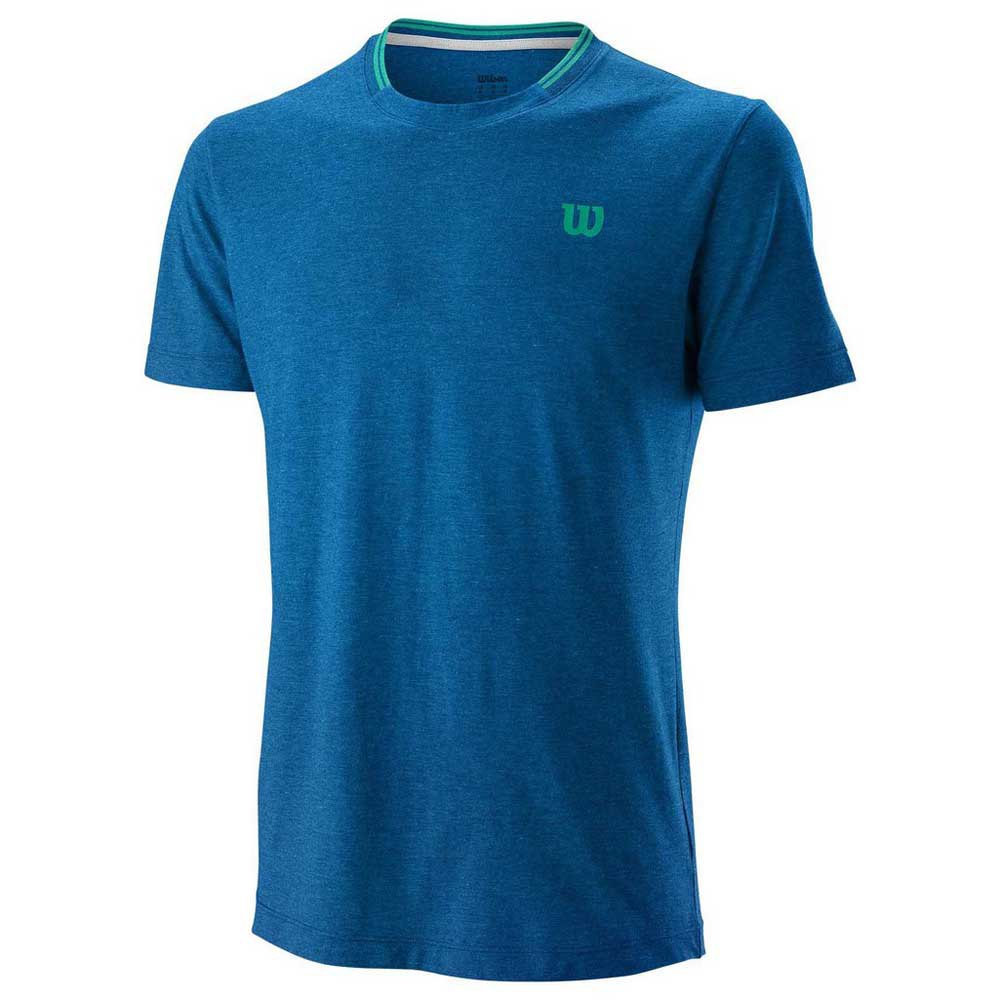 T-shirts Wilson Competition Flecked