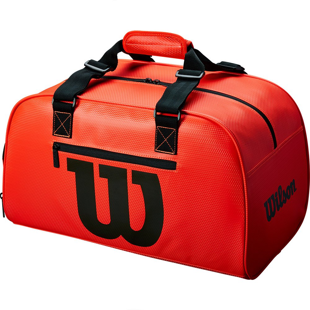 520d9b7001bb Wilson Duffel S Red buy and offers on Smashinn