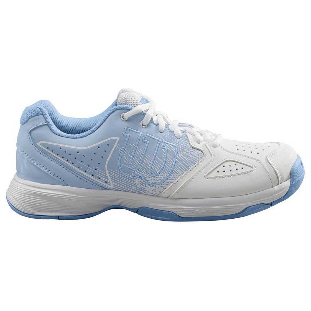 Wilson Kaos Stroke EU 39 White / Cashmere Blue / Placid Blue