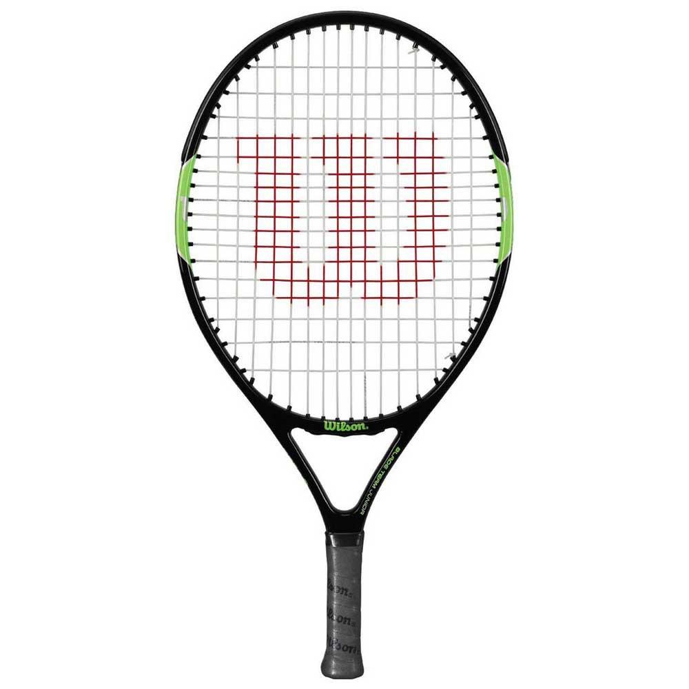 Raquettes de tennis Wilson Blade Team 21 One Size Black / Green