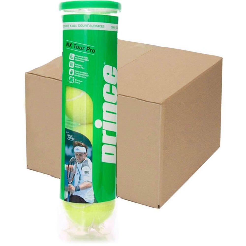 Balles tennis Prince Nx Tour Pro Extra Duty Box