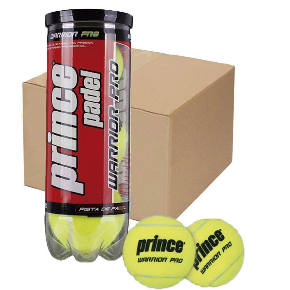 Balles padel Prince Warrior Pro Box