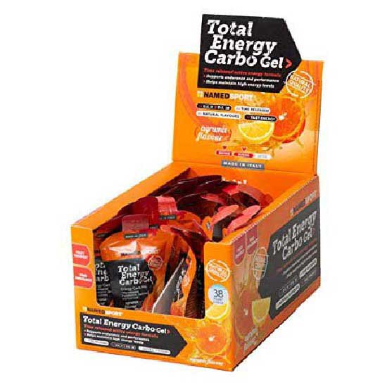 Named-sport Total Energy Carbo 24 Units
