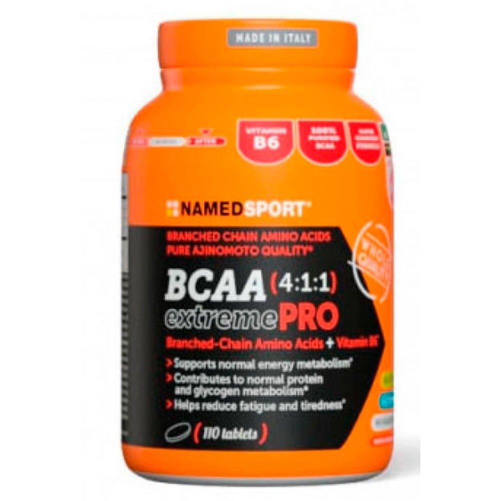 Named-sport Bcaa Extremepro 110 Caps