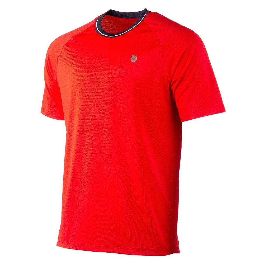 T-shirts K-swiss Heritage Classic