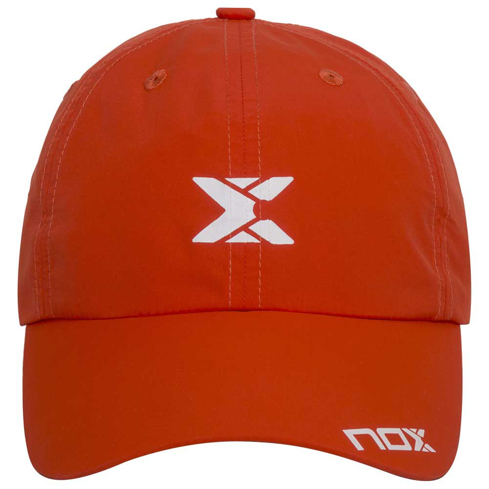 Couvre-chef Nox Logo One Size Red / White