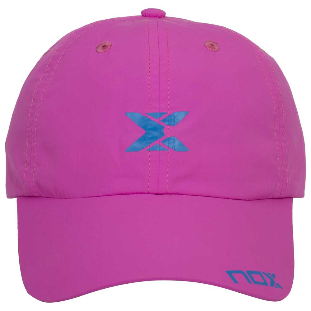 Couvre-chef Nox Logo One Size Pink / Blue
