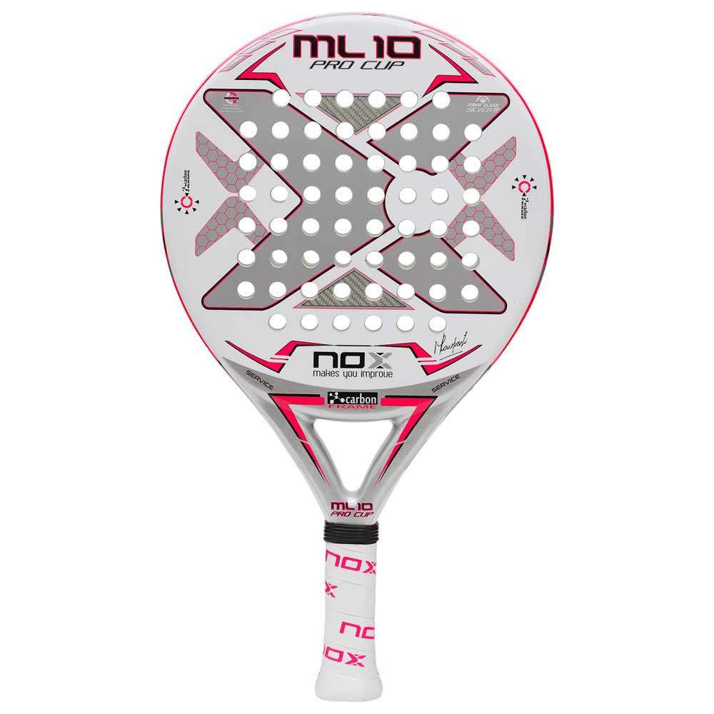 Raquettes de padel Nox Ml10 Pro Cup Silver