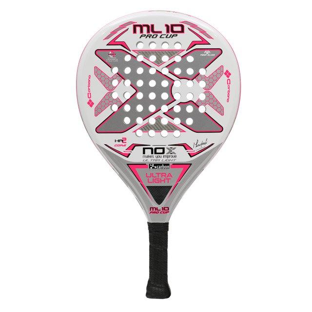 Raquettes de padel Nox Ml10 Pro Cup Ultralight Silver