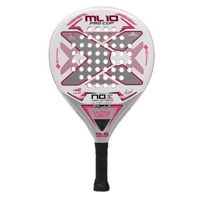 Nox Ml10 Pro Cup Ultralight One Size White / Silver / Pink