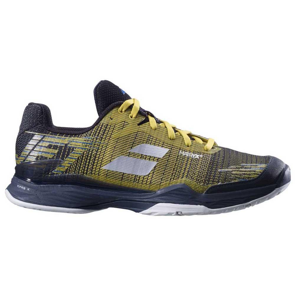 Baskets tenis Babolat Jet Mach Ii Omni Clay EU 43 Dark Yellow / Black