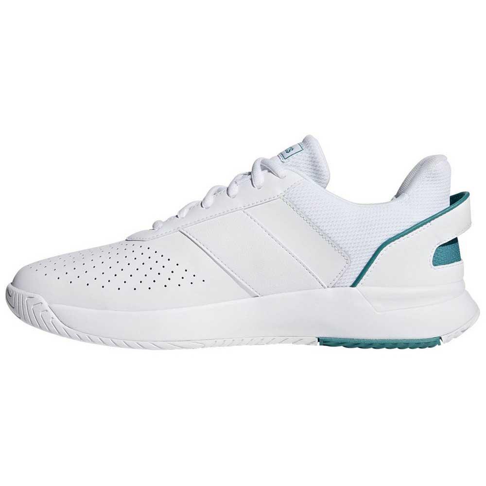 144b8f6356 adidas Court Smash White buy and offers on Smashinn