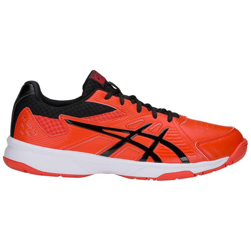 Asics Court Slide Hard Court Shoes Orange, Smashinn