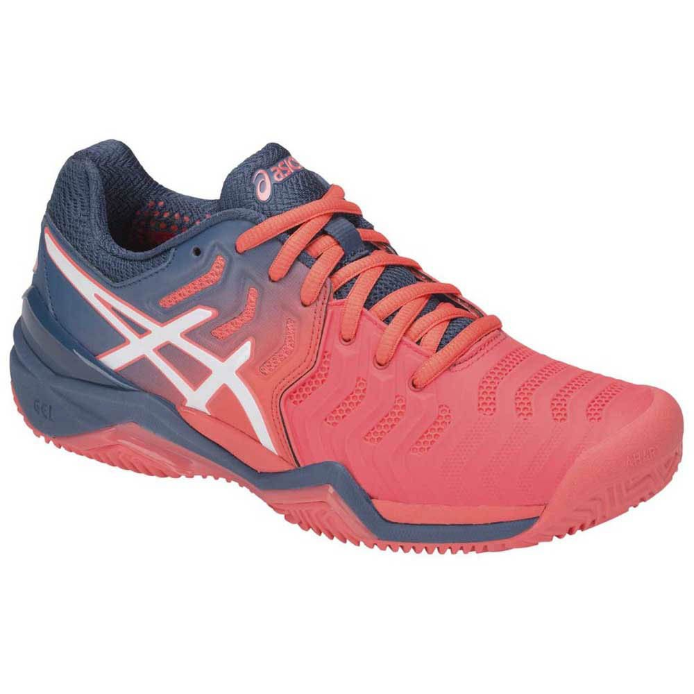 asics gel resolution 7 clay review