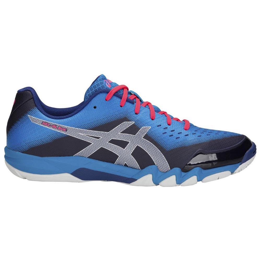 Asics Gel Blade 6 Hard Court Shoes Blue, Smashinn