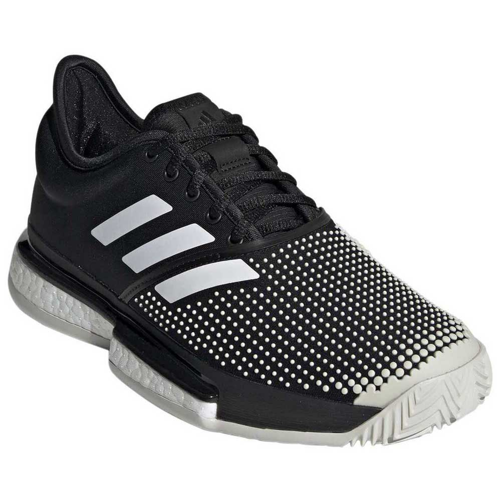on Black Smashinn buy adidas Solecourt Clay Boost and offers KJl1TcF3