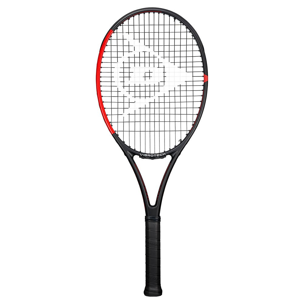 Raquettes de tennis Dunlop Cx Team 285 1 Black / Red