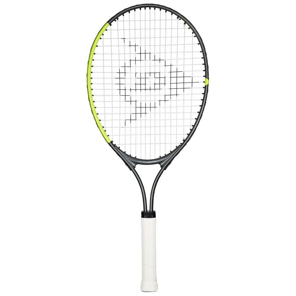 Raquettes de tennis Dunlop Cv Team 25 One Size Silver / Lime