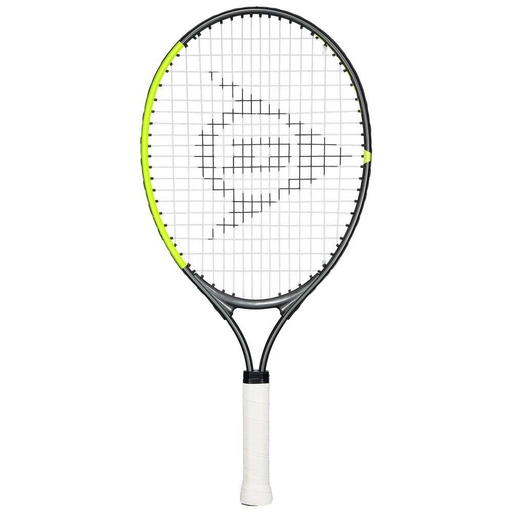 Raquettes de tennis Dunlop Cv Team 23 One Size Silver / Lime