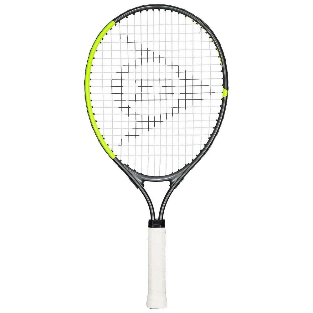 Raquettes de tennis Dunlop Cv Team 21 One Size Silver / Lime