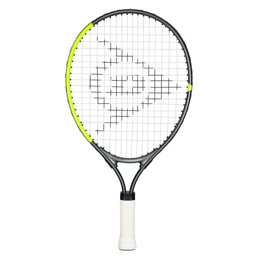 Raquettes de tennis Dunlop Cv Team 19 One Size Silver / Lime