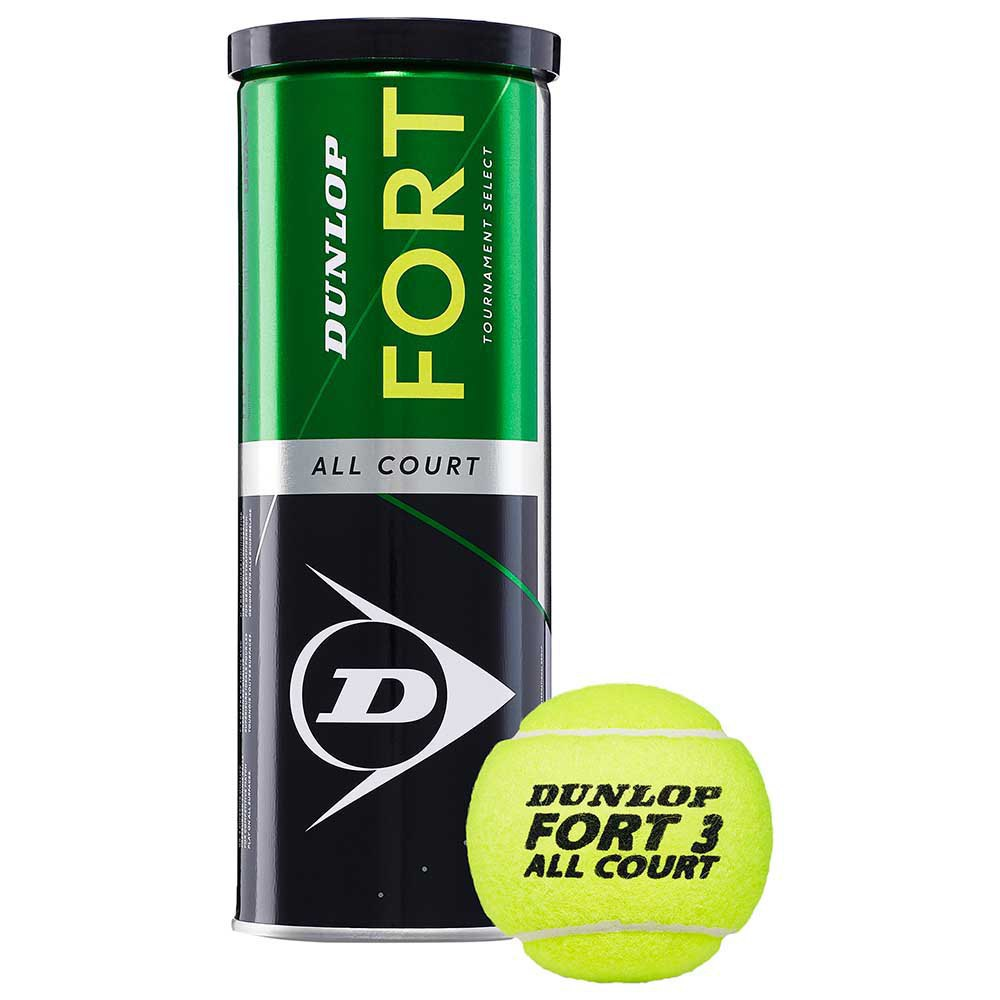 Balles tennis Dunlop Fort All Court Ts