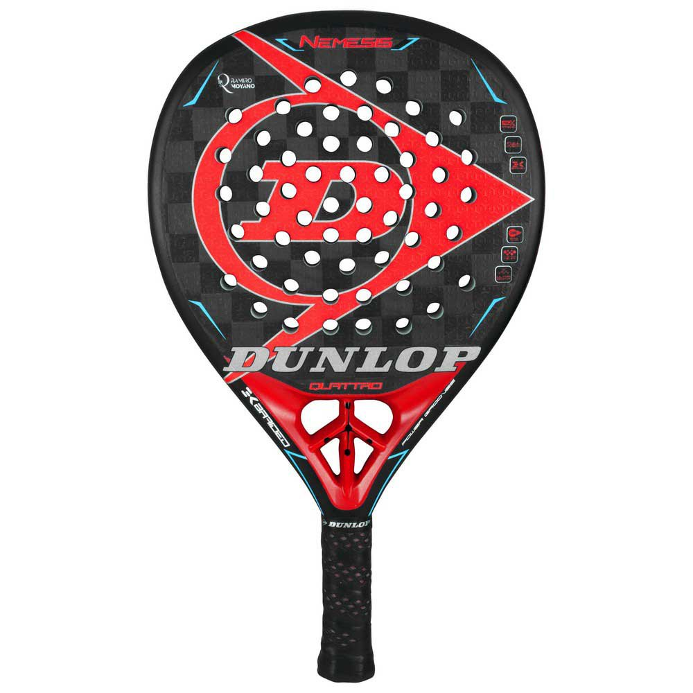 Raquettes de padel Dunlop Nemesis Moyano