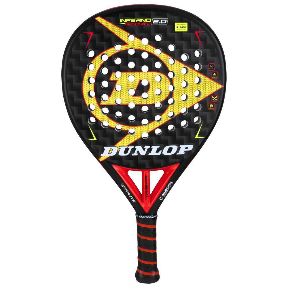 Raquettes de padel Dunlop Inferno Graphene 2.0