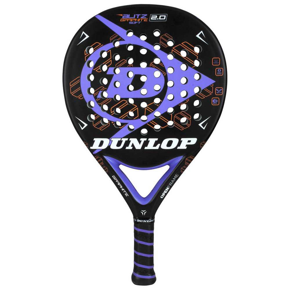 Raquettes de padel Dunlop Blitz Graphene Soft 2.0