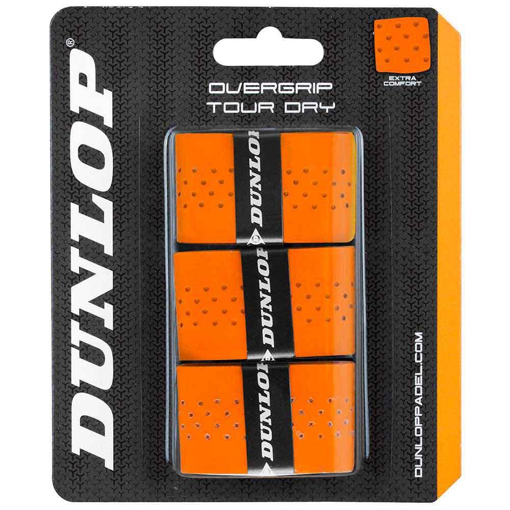 Sur-grips Dunlop Tour Dry 3 Units