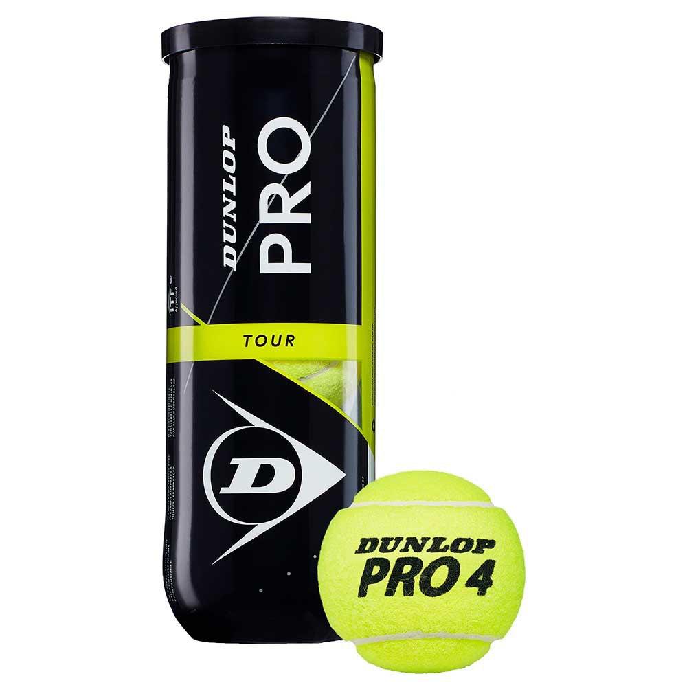 Balles tennis Dunlop Pro Tour