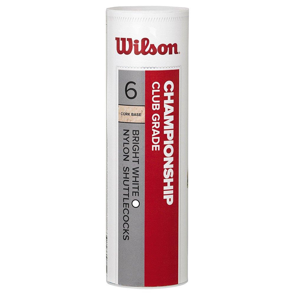 Volants Wilson Championship Club 79 6 Units White
