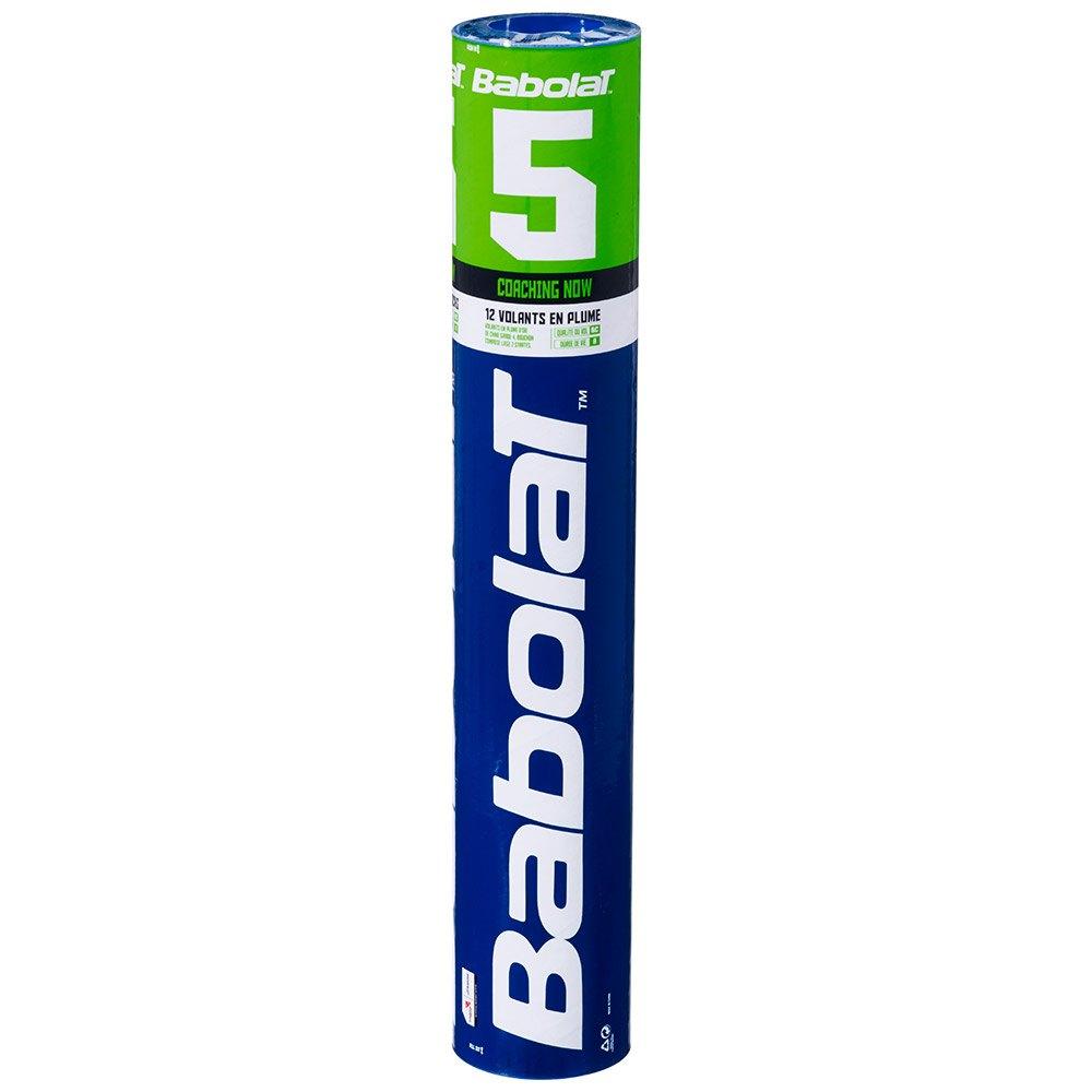 Volants Babolat Feather 5 76 12 Units White
