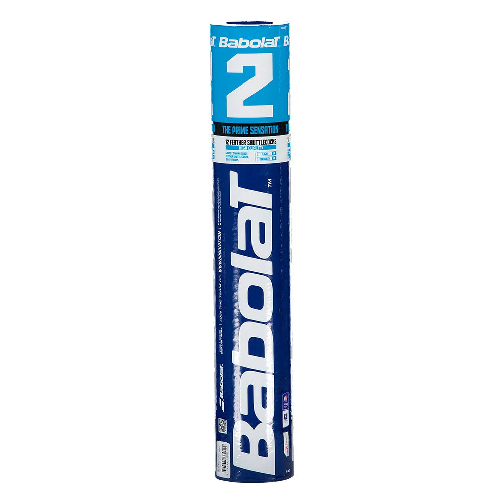 Volants Babolat Feather 2 78 12 Units White