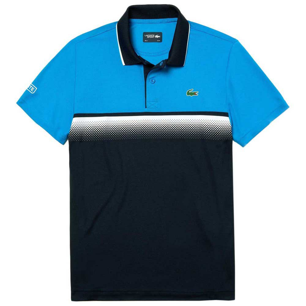 Lacoste Sport Technical Color Block  Blur