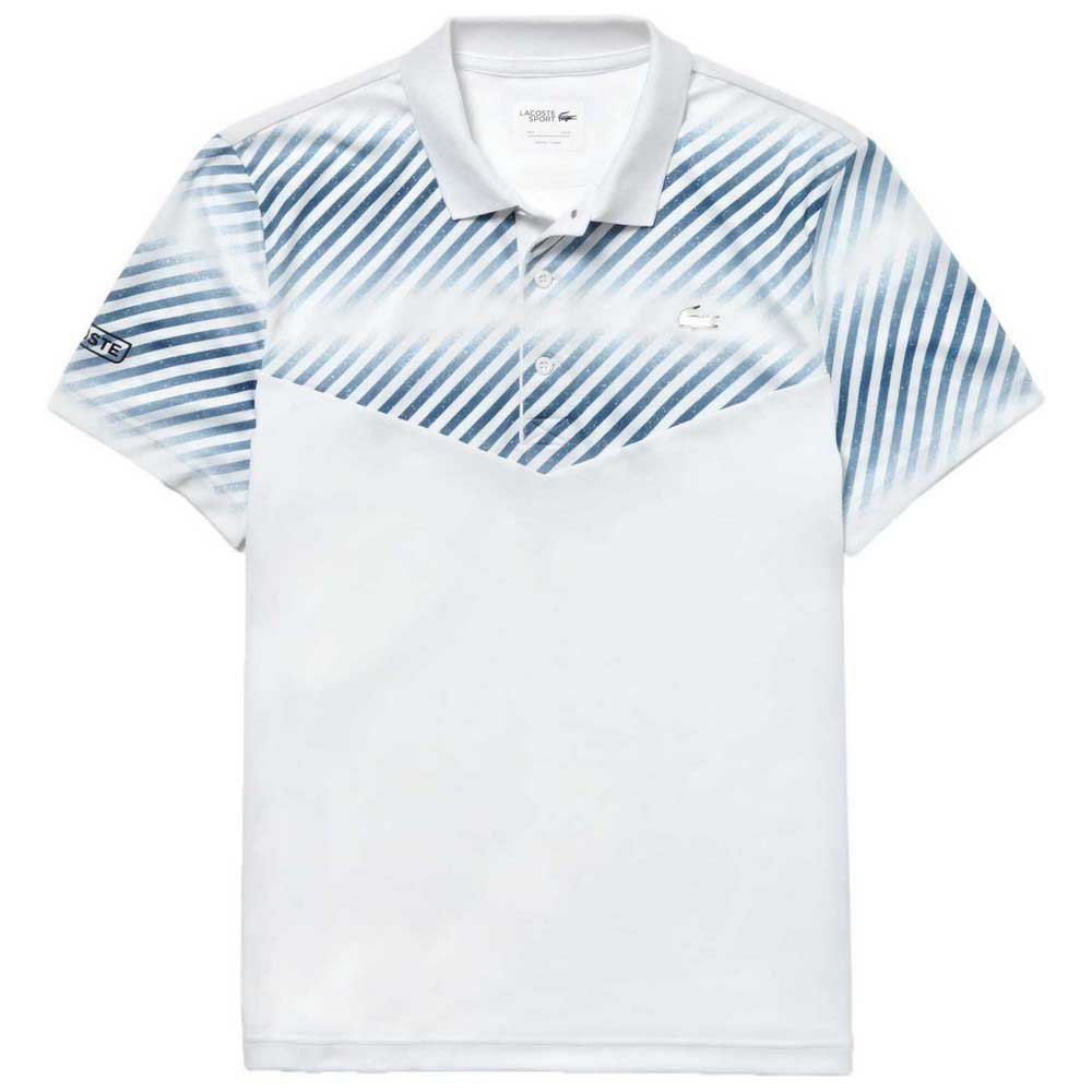 Polos Lacoste Sport Technical Striped Blur
