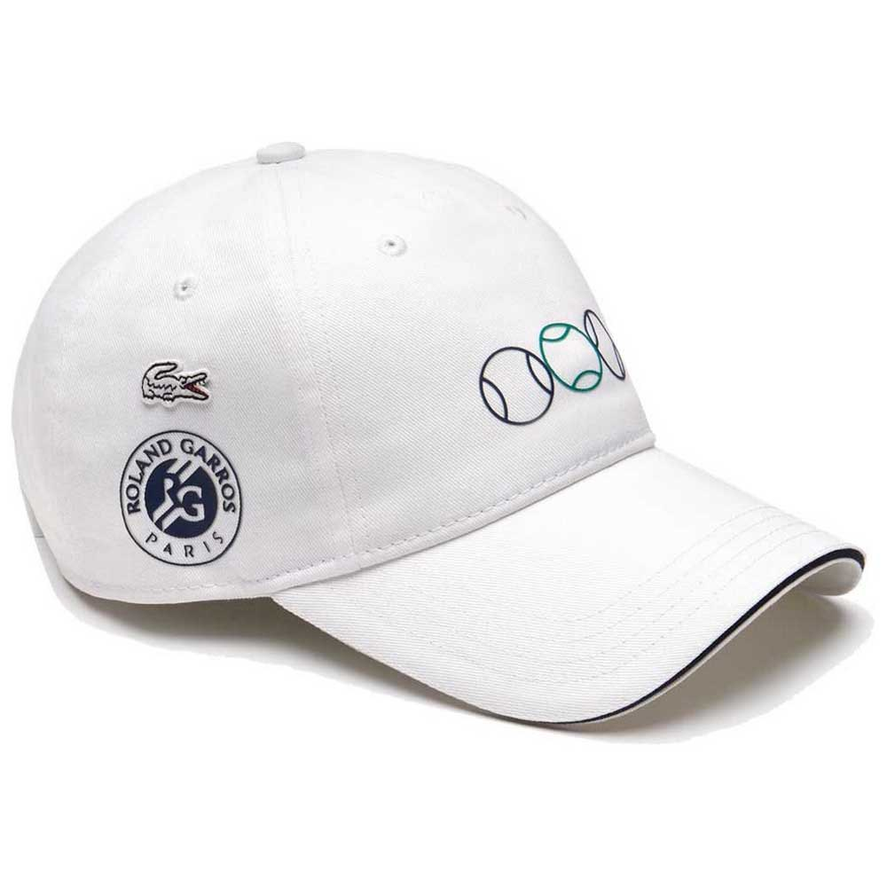 6d635206 Lacoste RK4589 Roland Garros White buy and offers on Smashinn