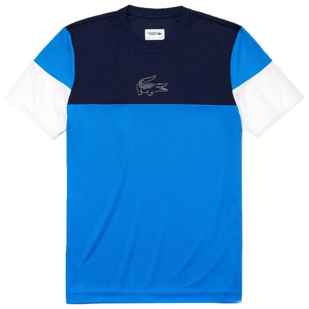T-shirts Lacoste Sport Tennis Technical Color Block